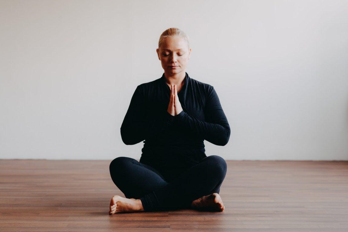 Meditasjon med Elise Jansen